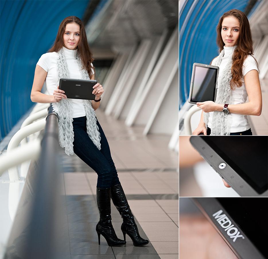 Publicidad modelos