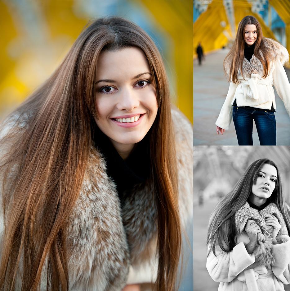 Portfolio Retrato